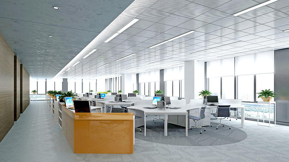 Acoustical Wall Panels & Ceilings
