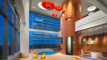 Golisano Children's Hospital Interior